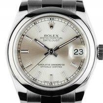 Rolex Datejust Medium Stahl Armband Oyster 31mm Ref.178240...