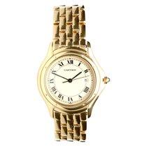 Cartier Cougar 18K Gold Ref.887904