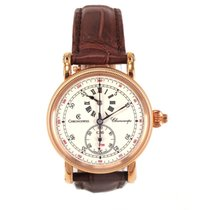Chronoswiss Chronoscope Chronograph 18K Rose Gold Limited Edition