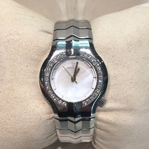 TAG Heuer Alter Ego Diamond/MOP Ladies Watch