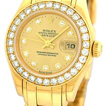 "Rolex Diamond Masterpiece/PearlMaster""."