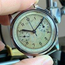 Angelus Rectory Monopusher Vintage Chronograph SF 15 ~ 1927