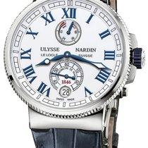Ulysse Nardin Marine Chronometer Manufacture 1183-126/40