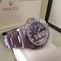 Rolex Oyster Perpetual Explorer II Steel Black Dial 40 mm (2004)