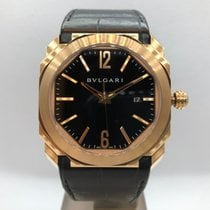 宝格丽 (Bulgari) Octo Solotempo Rose Gold 41mm -SALE-