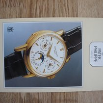 Patek Philippe Manual ( Anleitung ) ref. 3974 in French