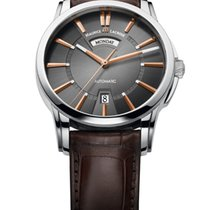 Maurice Lacroix Pontos Day/Date PT6158-SS001-03E