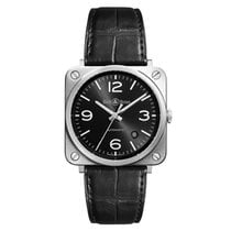 Bell & Ross BRS Officer Black