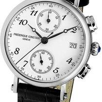 Frederique Constant Geneve Classics Chrono FC-291A2R6 Damenchr...