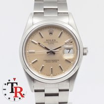 Rolex Date 15200 Box+Papers