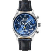 Ingersoll IN1420SBL Men's watch Santa Anna
