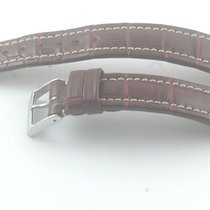 Breitling Kroko Leder Armband Für Dornschliesse 15-14 15mm