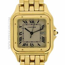 Cartier 18k yellow gold Men's Jumbo Panther