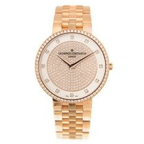 Vacheron Constantin Tradition Emperador 18 K Rose Gold With...