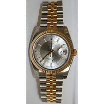 Rolex Datejust 116233 Men's Stainless Steel and 18K Yellow...