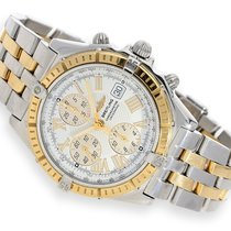 Breitling Wristwatch: Breitling Chronometer Crosswind, Ref....