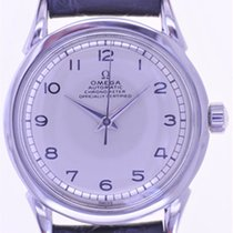 Omega Mans Automatic Wristwatch, Chronometer Officially Certified