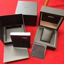 라도 (Rado) Original Box mit Umkarton und Beschreibung