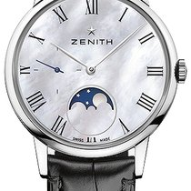 Ζενίθ (Zenith) Elite Ultra Thin Lady Moonphase 36mm 03.2320.69...