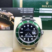 勞力士 (Rolex) Submariner Date Green 16610LV