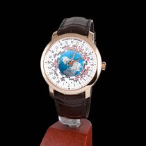 Vacheron Constantin Traditionnelle World Time Pink Gold...