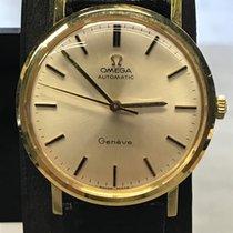 Omega Geneve Automatic Gold