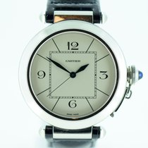 Cartier Pasha Steel 42mm/ Ref: 2730/ BOX/PAPER TEW