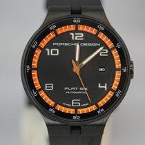 Porsche Design Flat Six Automatik Uhr 43mm NEU
