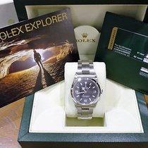 Rolex Explorer I 114270 RRR  Card