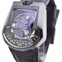Urwerk UR-202 p 202 Black Platinum - Limited to 10Pcs - On...
