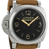 Panerai PAM00557 Luminor 1950 Left-handed 3 Days Acciaio Men...