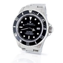 Rolex Sea-Dweller - 16600 - Box & Service Papers -...