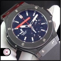 Hublot Big Bang 44 mm Luna Rossa Full Set New Strap