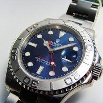 롤렉스 (Rolex) Yachtmaster I, ZB blau