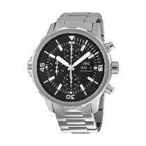 IWC AQUATIMER CHRONO STEEL