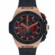 Hublot Big Bang King Power Red Devil 18K Solid Rose Gold