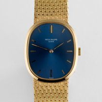 "Patek Philippe Golden Ellipse Yellow Gold ""Unworn From..."