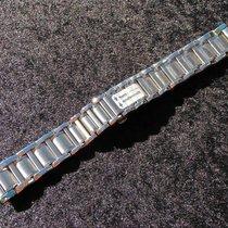 Zenith 20mm Watch Bracelet Stahl Armband Steel Band Neu 16,50...