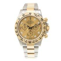 勞力士 (Rolex) Cosmograph Daytona Gold And Steel Gold Automatic...