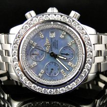 Breitling Custom Mens Windrider Breitling Evolution A13356 45...