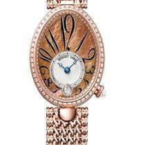 Breguet Brequet Reine de Naples 8918 18K Rose Gold &...