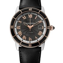 Cartier W2RN0005 Ronde Croisiere De Cartier Automatic in Steel...