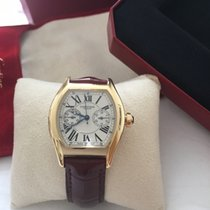 Cartier Tortue Chronograph Monopoussoir