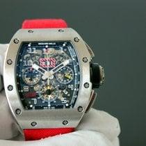 리차드밀 (Richard Mille) Felipe Massa Flyback Chronograph Titanium...