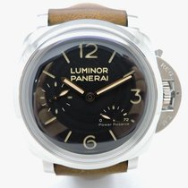 パネライ (Panerai) Luminor 1950 3 Days Power Reserve Manual Wind...