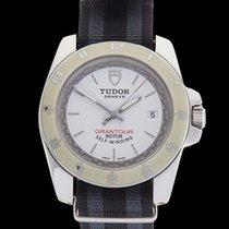 Tudor GranTour Stainless Steel Gents 20050W - COM1061