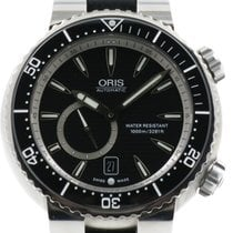 "Oris ""Divers Titan ""C"" Small Second Date""..."