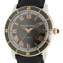 Cartier Rotonde De Cartier Pink Magic Black Automatic W2RN0005