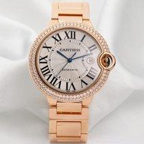 Cartier Ballon Bleu WJBB0029 18k Rose Gold