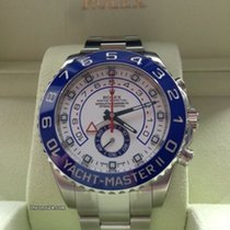 롤렉스 (Rolex) Yacht-Master II Edelstahl Ref. 116680 D-Papiere